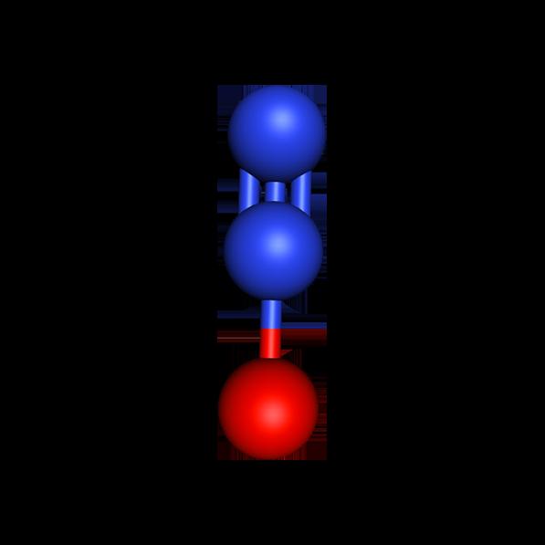 Nitrous Oxide 2.0, 1 Litre, 12 Bar