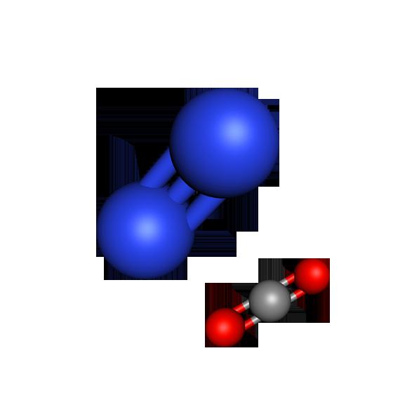 1% O2, 3% CO2 IN N2 L10